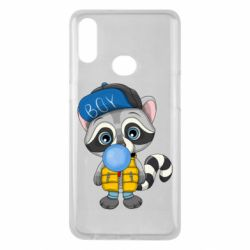 Чехол для Samsung A10s Little raccoon