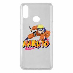 Чохол для Samsung A10s Naruto with logo