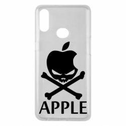 Чехол для Samsung A10s Pirate Apple