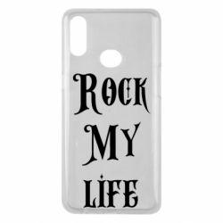 Чехол для Samsung A10s Rock my life