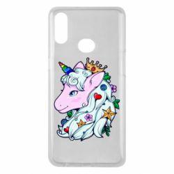 Чохол для Samsung A10s Unicorn Princess