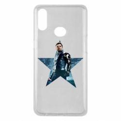 Чохол для Samsung A10s Winter Soldier Star