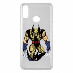 Чохол для Samsung A10s Wolverine comics