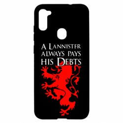 Чохол для Samsung A11/M11 A Lannister always pays his debts