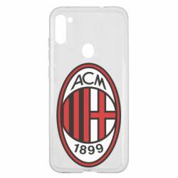 Чохол для Samsung A11/M11 AC Milan