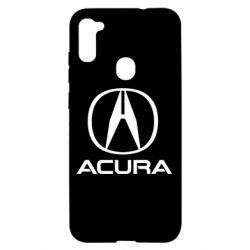 Чохол для Samsung A11/M11 Acura logo 2
