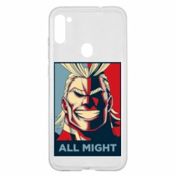 Чехол для Samsung A11/M11 All might