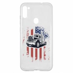 Чохол для Samsung A11/M11 American Truck