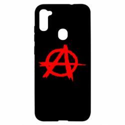 Чехол для Samsung A11/M11 Anarchy