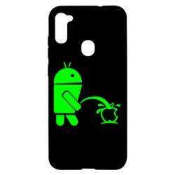 Чохол для Samsung A11/M11 Android принижує Apple