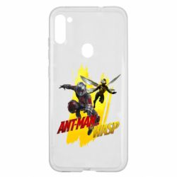 Чохол для Samsung A11/M11 Ant - Man and Wasp