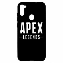 Чохол для Samsung A11/M11 Apex legends logo 1