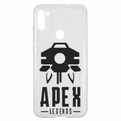 Чохол для Samsung A11/M11 Apex Legends symbol health
