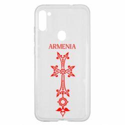 Чехол для Samsung A11/M11 Armenia