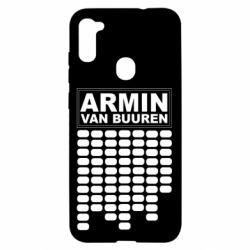 Чехол для Samsung A11/M11 Armin Van Buuren Trance