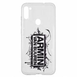 Чехол для Samsung A11/M11 Armin Van Buuren