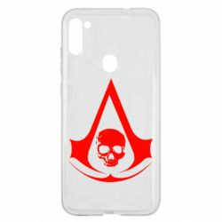 Чехол для Samsung A11/M11 Assassin's Creed Misfit