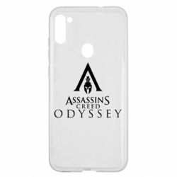 Чохол для Samsung A11/M11 Assassin's Creed: Odyssey logotype