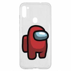 Чохол для Samsung A11/M11 Astronaut Among Us