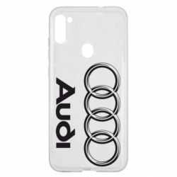 Чехол для Samsung A11/M11 Audi Small