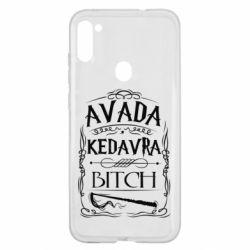 Чехол для Samsung A11/M11 Avada Kedavra Bitch
