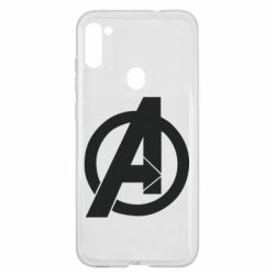 Чохол для Samsung A11/M11 Avengers logo