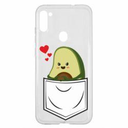 Чехол для Samsung A11/M11 Avocado in your pocket