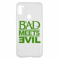 Чехол для Samsung A11/M11 Bad Meets Evil
