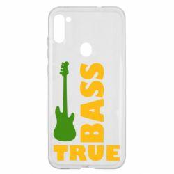 Чехол для Samsung A11/M11 Bass True