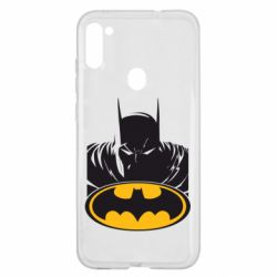 Чехол для Samsung A11/M11 Batman face