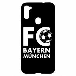 Чохол для Samsung A11/M11 Баварія Мюнхен