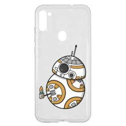 Чехол для Samsung A11/M11 BB-8 Like