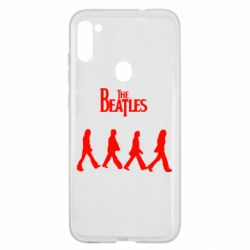 Чохол для Samsung A11/M11 Beatles Group