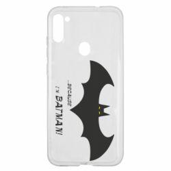 Чохол для Samsung A11/M11 Because i'm batman