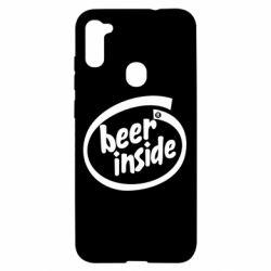Чехол для Samsung A11/M11 Beer Inside