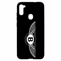 Чохол для Samsung A11/M11 Bentley wings