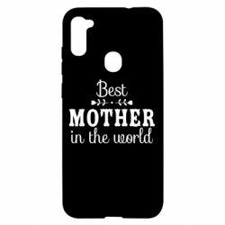 Чохол для Samsung A11/M11 Best mother in the world