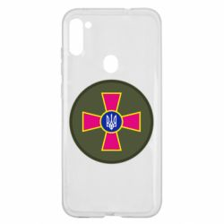 Чехол для Samsung A11/M11 Безпека Військової Служби