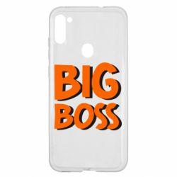 Чехол для Samsung A11/M11 Big Boss