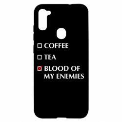 Чохол для Samsung A11/M11 Blood of my enemies