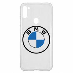 Чохол для Samsung A11/M11 BMW logo 2020