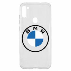 Чохол для Samsung A11/M11 BMW logotype 2020