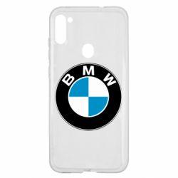 Чехол для Samsung A11/M11 BMW Small