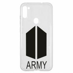 Чохол для Samsung A11/M11 Bts army