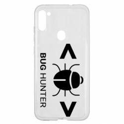Чохол для Samsung A11/M11 Bug Hunter