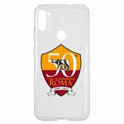 Чохол для Samsung A11/M11 Calcio Femminile Roma