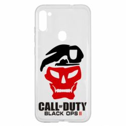 Чехол для Samsung A11/M11 Call of Duty Black Ops 2