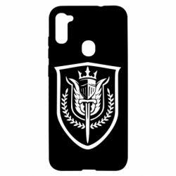Чохол для Samsung A11/M11 Call of Duty logo with shield