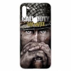 Чехол для Samsung A11/M11 Call of Duty WWII