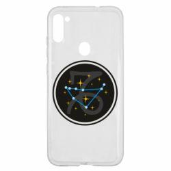 Чехол для Samsung A11/M11 Capricorn constellation